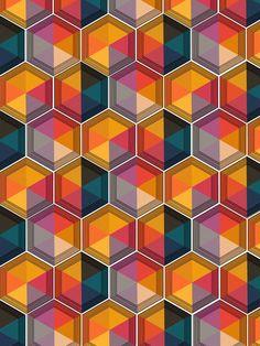 Geometric art - uploaded by ZaRa