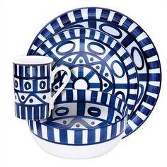 Dansk Arabesque Dinnerware Collection