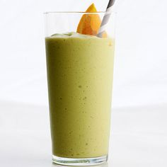 This filling smoothie is rich in omega-3s and protein, thanks to a whole avocado and a helping of tangy Greek yogurt: http://www.bhg.com/recipes/drinks/smoothies/healthy-smoothies/?socsrc=bhgpin051814avocadosmoothie&page=9