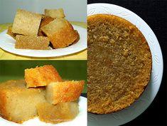 gâteau de manioc au