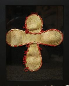 Baseball Cross...love!