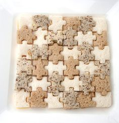 party puzzle for adoption, missing piece party
