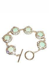 Mint Green Toggle Bracelet