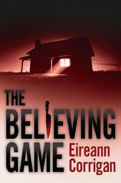 The Believing Game by Eireann Corrigan. YA CORRIGAN. (cults, rehab)