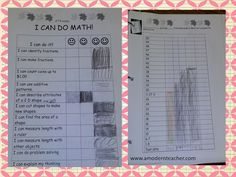 I like this for student self-assessment