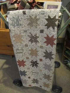 Aunt March; Quilt kit @ Country Sampler