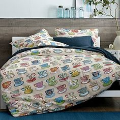 Good Morning Flannel Bedding