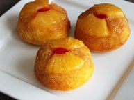 Boozy Pineapple Upside-Down Cake Recipe from Betty Crocker