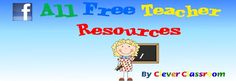 All free teacher resources, tpt, clip art, lessons, downloads. A blog full: A+ Collaborating teachers, includes weekly freebies.