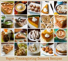 Vegan Thanksgiving Recipes. 2012.