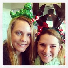 """Wish everyone a happy holidays... in your office! Employees are you best resource as brand ambassadors! Keep them happy, and they'll go into 2013 revved up to forward company goals!     Us? Food, a """"White Rhino"""" gift exchange, and of course silly holiday headbands. This one's going on Instagram!     https://www.facebook.com/rhinointernet?ref=hl"""