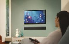 Bose CineMate 1SR makes it into our top 5 TV sound bars 2013