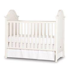 Jessica Simpson's Park Avenue crib from Bratt Decor. @Sarah Nasafi Grayce #laylagrayce
