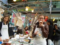 Dainty Delights of East London – Guide to the East End