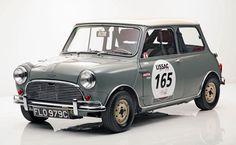 1965 Mini Cooper S.