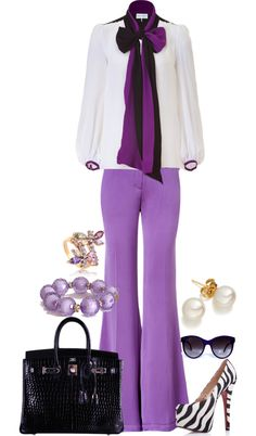 Purple Haze, created by strictly-isabel on Polyvore