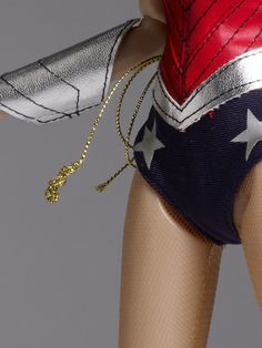 #pinned #dollchat ^kv  detail shot of our WONDER WOMAN 52 ^kv