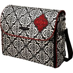 Frolicking in Fez diaper bag