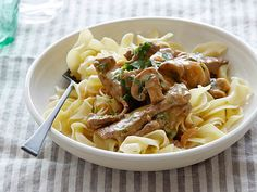 Beef Stroganoff Recipe : Food Network Kitchens : Food Network - FoodNetwork.com