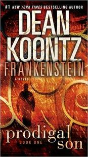 library books, dean koontz books, book series, prodig son