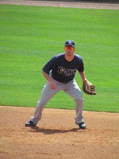 Ben Zobrist - Tampa Bay Rays