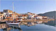 Marmaris - On the Aegean and Mediterranean coasts of Turkey