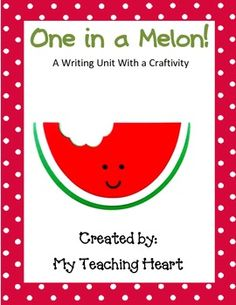 One in a Melon!UK-Eduacation Learning Site @ http://www.smartyoungthings.co.uk