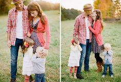 great family of 4 outfits