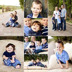 family photo ideas!