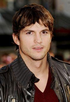 Ashton Kutcher....love him!