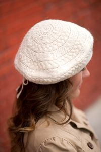 Cables Around Hat pattern - from Love of Knitting magazine's special Knit Accessories 2014 Issue