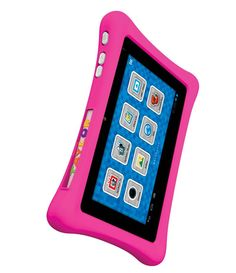Pink Bumper. Customize your child's nabi 2 #tablet with this hot color choice! Available now in our #nabi Shop!