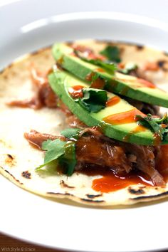 Gluten-Free Pulled Pork Tacos
