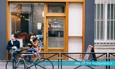 Where to eat like a local in Paris. Some great hidden Paris restaurant gems.
