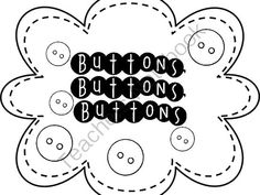 Buttons Buttons Books from Cindylb on TeachersNotebook.com (34 pages)  - FREE Emergent readers inspired by Pete the Cat and his groovy buttons. Three levels to help as you differentiate for students.