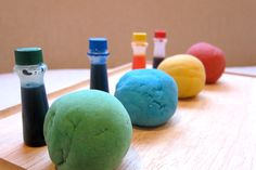 Non toxic play dough