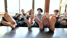 Just chillin'. Thank you to all of our fans who went #WithoutShoes on April 29th for children's health and education. Love, #TOMS