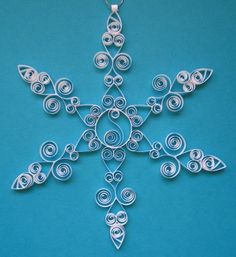 quill snowflake 3