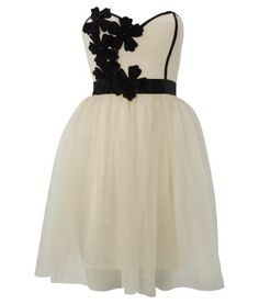 Flower Corsage #Prom Dress £70