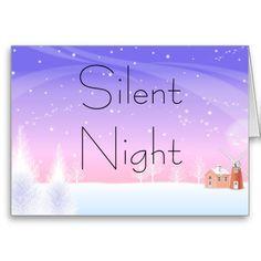 christmas cards, christma card, card awesom, night christma