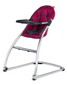 Babyhome high chair, very sleek, and washable!