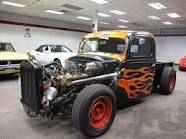 1940 Ford Rat Rod rat rods, pickup trucks, ford rat