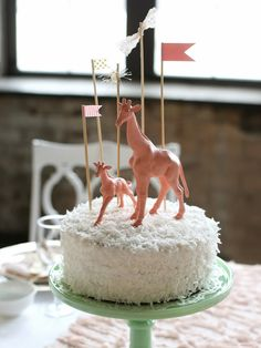 cute bday idea. via: oh my little dears