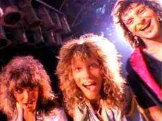 80s music - Bon Jovi