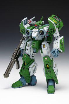 Alpha Fighter ~ Robotech
