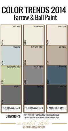 furniture color trends, interior color trends 2014, interior paint colors 2014, calm interiors
