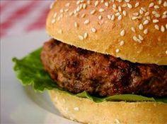 StufZ Presents: Buffalo Sauce Burgers Stuffed with Blue Cheese