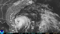 Tropical Storm Beryl makes landfall on Florida coast | Fox News 5/28/12
