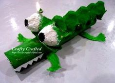 http://www.crafty-crafted.com/animal-crafts/tp-roll-egg-carton-alligator/