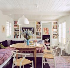 Amanda Peet's home Vogue